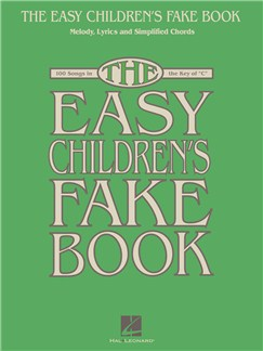 The Easy Children's Fake Book Books | C Instruments