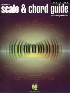 Master Scale And Chord Guide For Keyboard - 2nd Edition Books | Keyboard