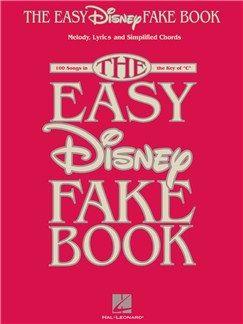 The Easy Disney Fake Book Books | C Instruments