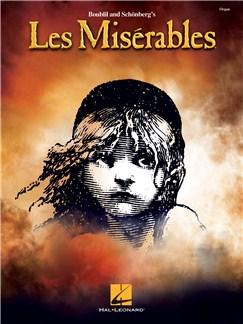Claude Michel Schönberg/Alain Boublil: Les Miserables - Organ Books | Organ