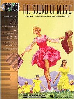Piano Duet Play-Along Volume 10: The Sound Of Music Books and CDs | Piano Duet