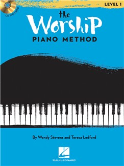 The Worship Piano Method - Level 1 Books and CDs | Piano