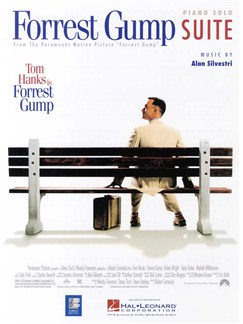 Alan Silvestri: Forrest Gump Suite (Piano) Books | Piano
