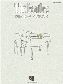The Beatles Piano Solos - 2nd Edition Books | Piano