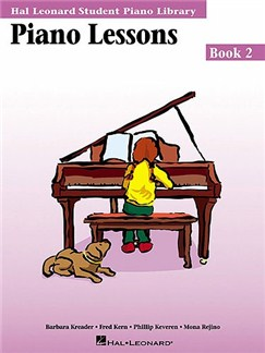 Hal Leonard Student Piano Library: Piano Lessons Book 2 (Book Only) Books | Piano