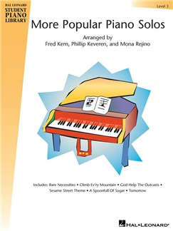 Hal Leonard Student Piano Library: More Popular Piano Solos - Level 3 Books | Piano