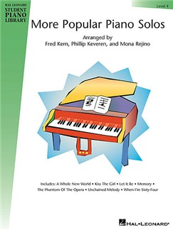 Hal Leonard Student Piano Library: More Popular Piano Solos - Level 4 Books | Piano