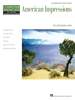 Composer Showcase: Jennifer Linn - American Impressions Books | Piano