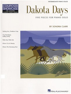 Composer Showcase: Sondra Clark - Dakota Days Books | Piano