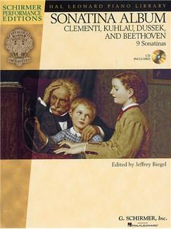 Sonatina Album (ed. Biegel) Books and CDs | Piano