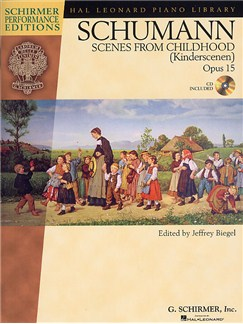 Robert Schumann: Scenes From Childhood Op.15 Books and CDs | Piano