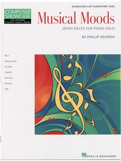 Phillip Keveren: Seven Musical Moods (Piano) Books | Piano