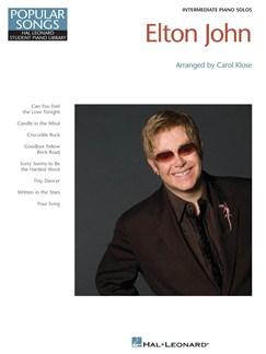 Hal Leonard Student Piano Library: Elton John Books | Piano