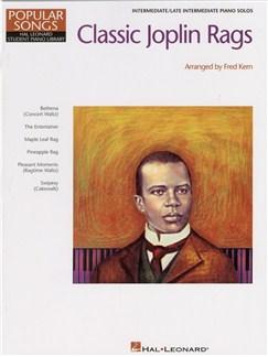 Scott Joplin: Classic Joplin Rags (Piano) Books | Piano