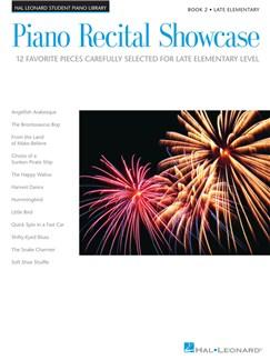 Piano Recital Showcase - Book Two: Late Elementary Level Livre | Piano