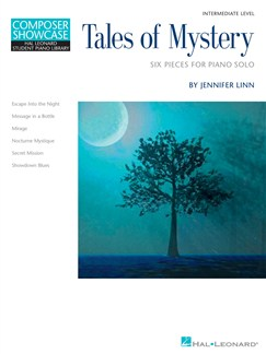 Tales Of Mystery: Six Pieces For Piano Books | Piano