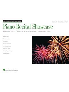 Piano Recital Showcase - Pre-Staff Books | Piano