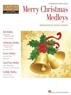 Composer Showcase: Mona Rejino - Merry Christmas Medleys Books | Piano