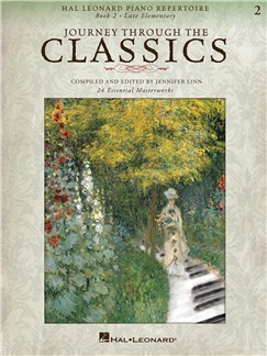 Journey Through the Classics: Book 2 Books | Piano