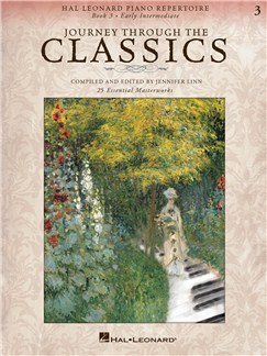 Journey Through The Classics: Book 3 Books | Piano