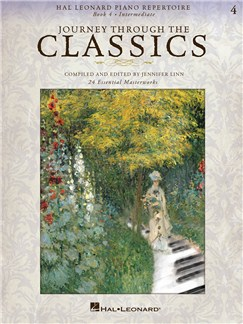 Journey Through The Classics: Book 4 Books | Piano