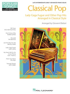 Hal Leonard Student Piano Library: Classical Pop Books | Piano