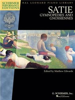 Satie: Gymnopédies And Gnossiennes (Schirmer Performance Editions) Books | Piano
