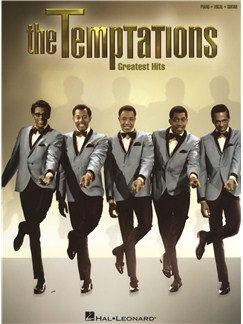 The Temptations: Greatest Hits Books | Piano, Vocal & Guitar