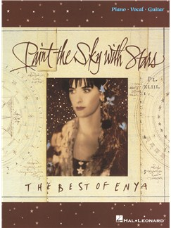 Enya: Paint The Sky With Stars Books | Piano, Vocal & Guitar