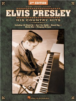 Elvis Presley: His Country Hits - 2nd Edition Books | Piano, Vocal & Guitar
