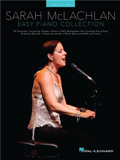 Sarah McLachlan: Easy Piano Collection - Second Edition Books | Easy Piano, Lyrics & Chords