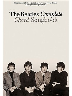 The Beatles Complete Chord Songbook Livre | Paroles et Accords