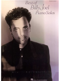 Billy Joel: Best Of Billy Joel Piano Solos Books | Piano