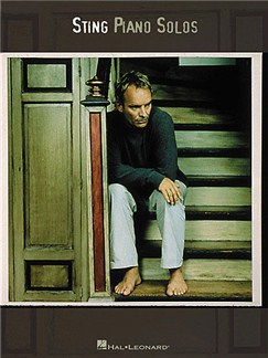 Sting: Piano Solos Books | Piano