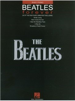 Beatles Forever Books | Easy Piano