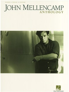 John Mellencamp: Anthology Books | Piano, Vocal & Guitar