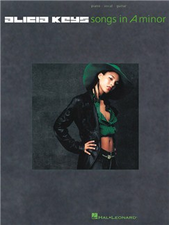 Alicia Keys: Songs In A Minor (PVG) Books | Piano, Vocal & Guitar