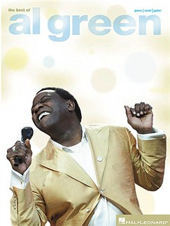The Best Of Al Green Books | Piano and Voice, with chord boxes