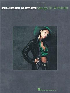 Alicia Keys - Songs in A Minor (Easy Piano) Books   Piano