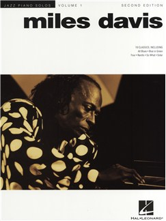 Jazz Piano Solo Volume 1: Miles Davis Books | Piano