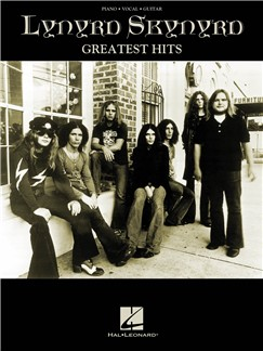 Lynyrd Skynyrd: Greatest Hits Books | Piano, Vocal & Guitar (with Chord Boxes)