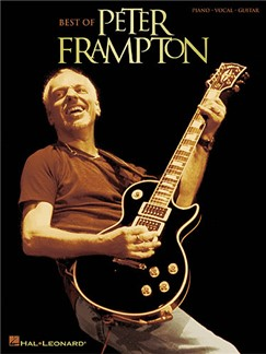 The Best Of Peter Frampton Books | Piano, Vocal & Guitar
