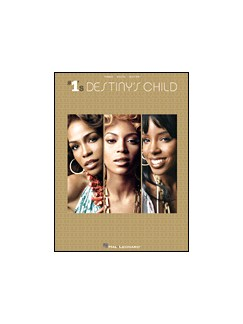 Destiny's Child: #1's Books | Piano, Vocal & Guitar