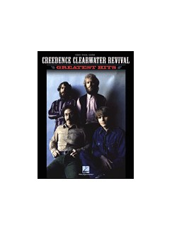 Creedence Clearwater Revival Greatest Hits Books | Piano, Voice, Guitar