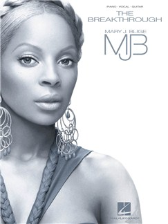Mary J. Blige: The Breakthrough (PVG) Books | Piano, Vocal & Guitar