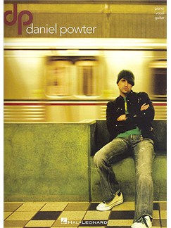 Daniel Powter Books | Piano, Vocal & Guitar (with Chord Boxes)