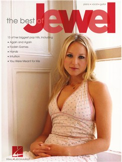Jewel: The Best Of Books | Piano, Vocal & Guitar