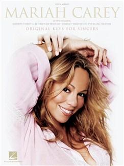 Mariah Carey: Original Keys For Singers Books | Voice, Piano Accompaniment