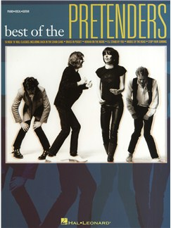 The Pretenders: The Best Of Books | Piano, Vocal & Guitar