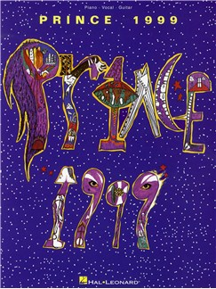 Prince: 1999 Books | Piano, Vocal & Guitar